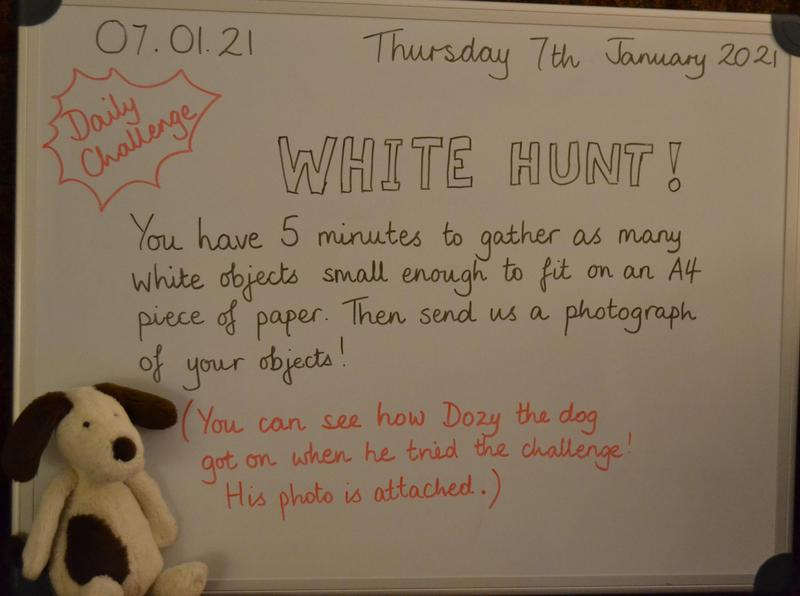 Thursday 7th January