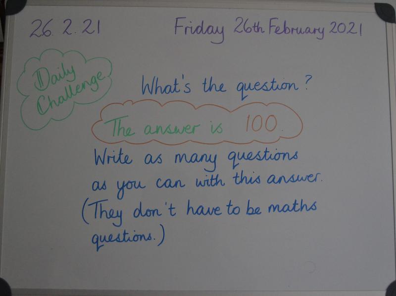 Friday 26th February