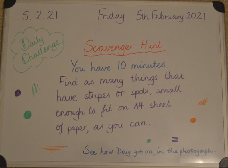 Friday 5th February