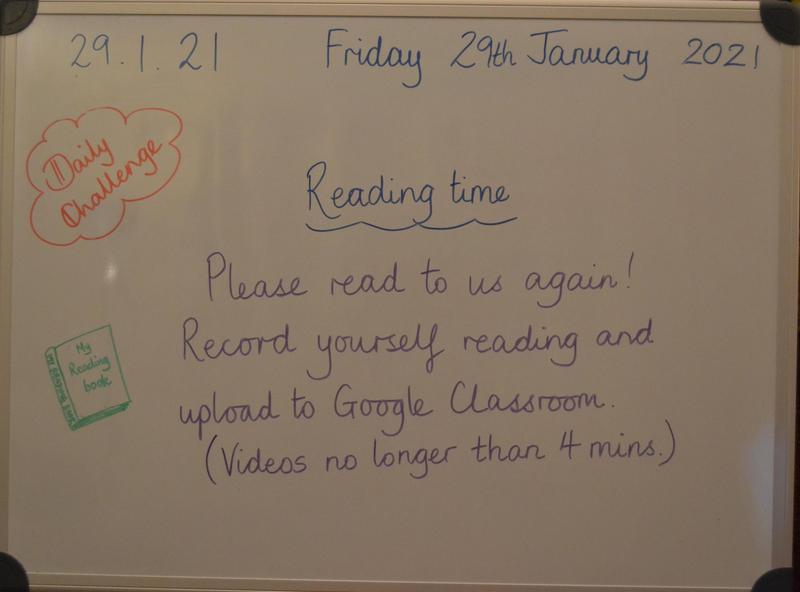 Friday 29th January