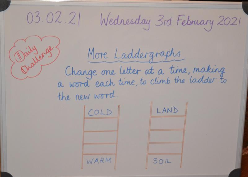 Wednesday 3rd February