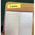 Great spelling practice Liliana.