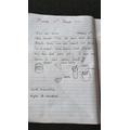 Ayla's persuasive letter