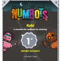 Well done Kobi!!!