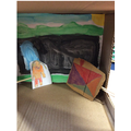 Lilly-Mai's Story Box theatre