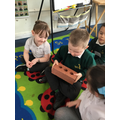 We described different objects and materials