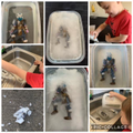 Kobi's ice challenge