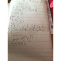 Great high frequency words from Keelen!