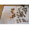 Vanessa did some great working out with money!