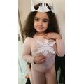 Ayla's snowflake