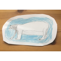 Georgina's polar bear