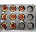 Cooked jam tarts