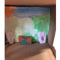 Alfie's Story box theatre