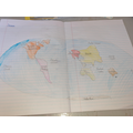 Hobie's World Map - what a fantastic effort!