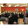 The Choir entertaining the residents of our local Nursing Home