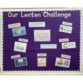 Our Lenten challenge 2021 raised over £4000 for our chosen charities
