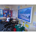 Lucy Shuker spent time with Year 4