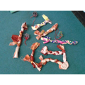Year 3 made dog toys for the RSPCA