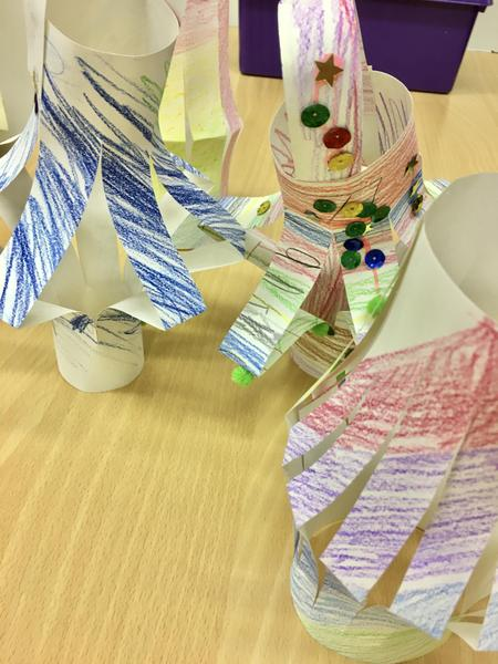 Lanterns from Stay and Play Sessions