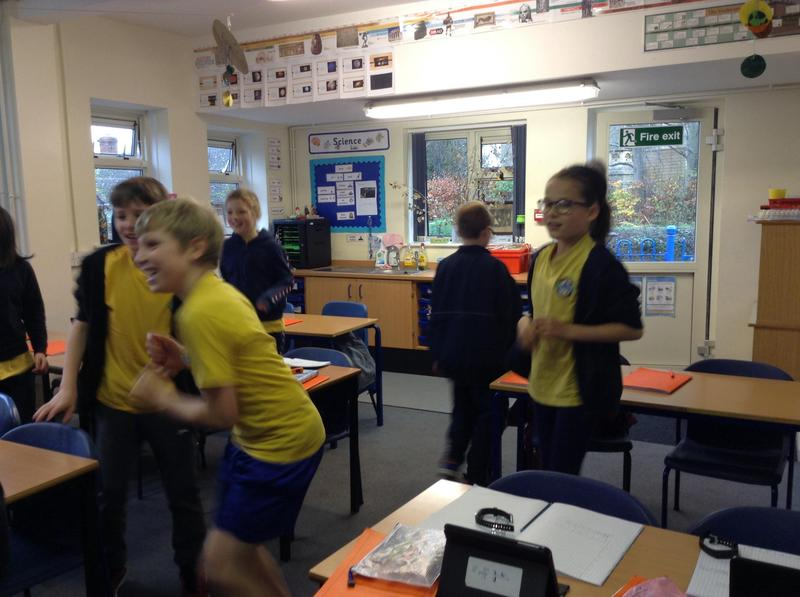 Active maths - what happens to your heart rate over time.