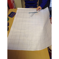 Working out the same surface area.