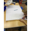 How do you find the surface area of a circular or triangular shape?