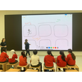 Digital Leaders shown how to create a story map