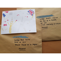 Letters to our French penpals