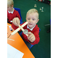 Following our own designs to create a catapult