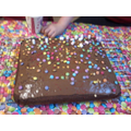 Look at the fantastic cakes we made!