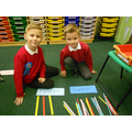 Making equal groups in Maths