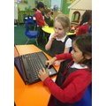 Working on our coding skills