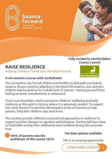Raise Resilience