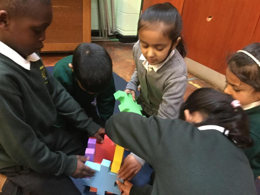 Can you build a cube?