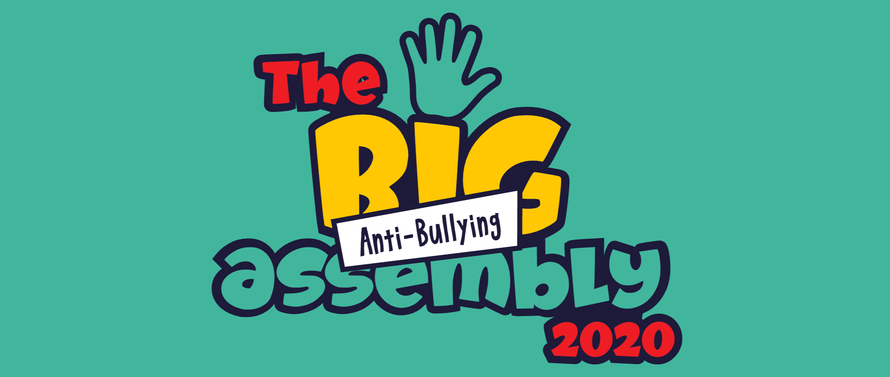 The Big Anti -Bullying Assembly TUNE IN TODAY!  Today's the day we've all been waiting for