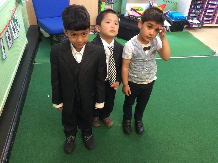 3 smart princes