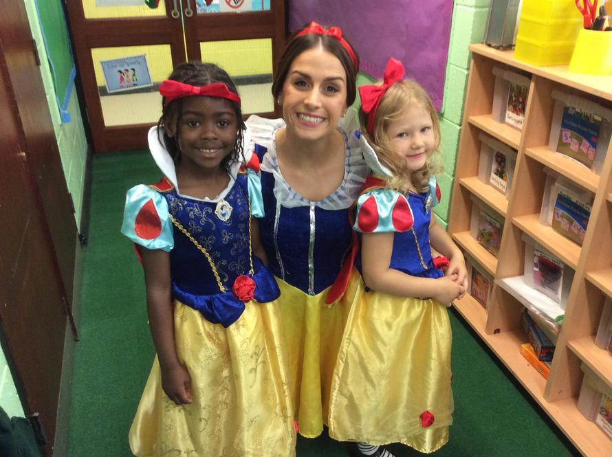 3 snow whites