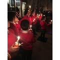 Christingle Service at St Mary's