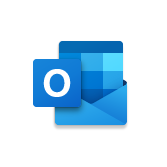 Outlook - connect with others in the class or school