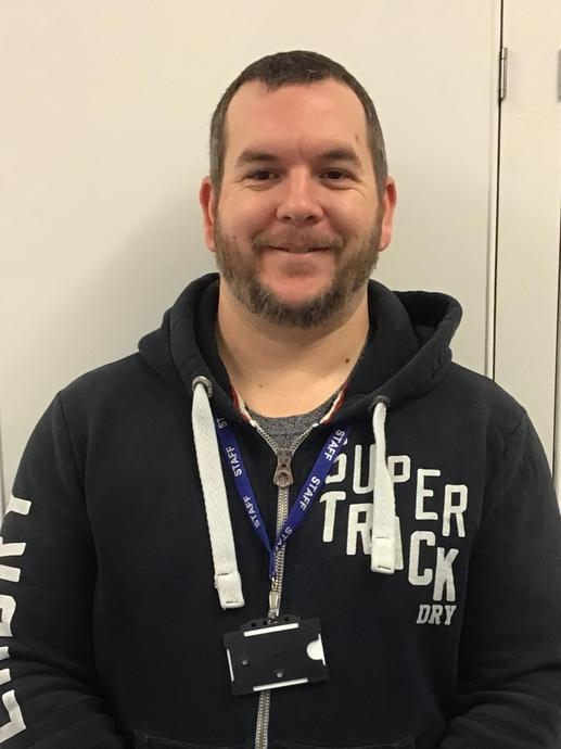 Caretaker, After School Club leader & Learning Support TA: Mr Mat Moorey-Brown