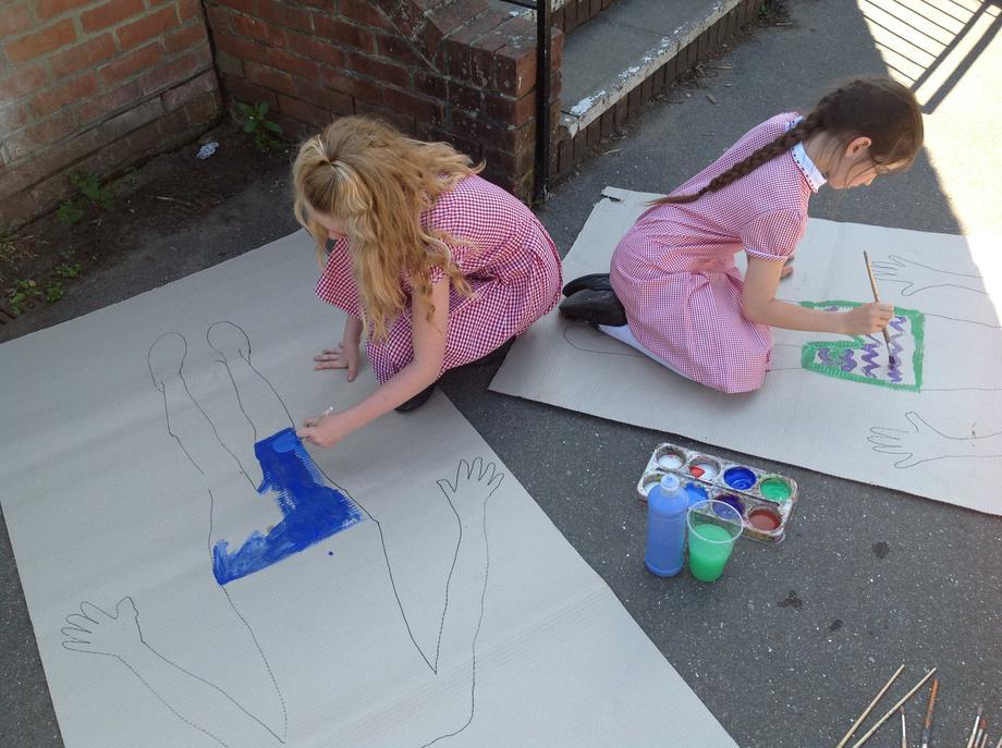 Art outside