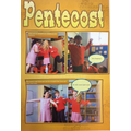 Comic Life 1 on Pentecost.