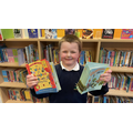 Free World Book Day books!