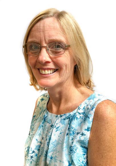 Mrs Holborn - Admin Officer