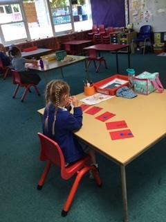 Year 1 are investigating sharing