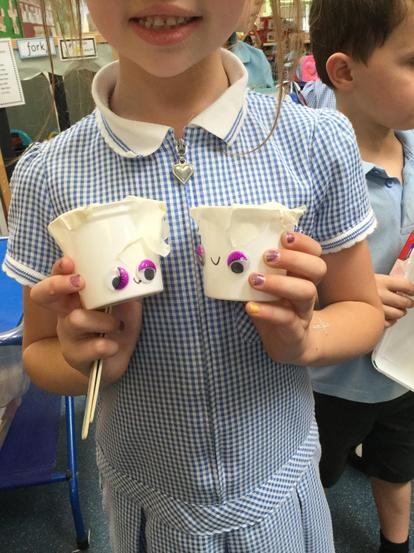We were inspired to make shakers