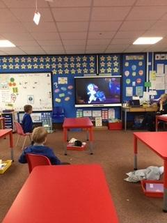 Zones using Inside Out in Yr 1