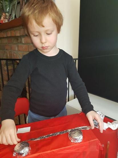 Jack busy junk modelling