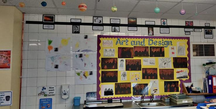 Our Solar System for our Space topic!