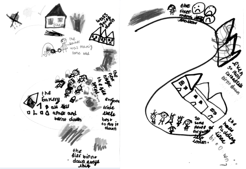 Erin's story map
